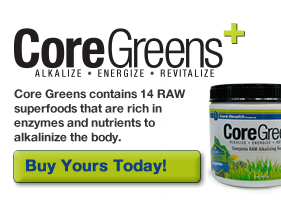 Core Greens by Core Health Products